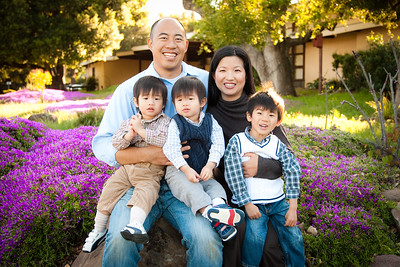 The Chen Family Spring 2012