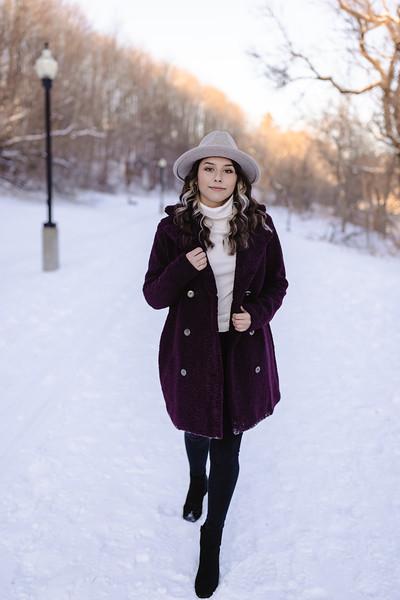 Victoria winter shoot