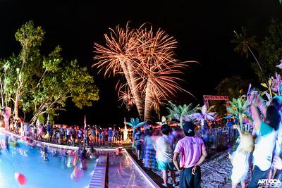 2019.1.18 - Sinulog Beach Party at Happy Beach, Cebu