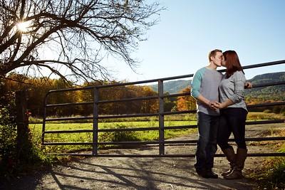 Emily + Nick's Engagement :: New Paltz, NY