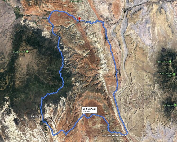 Burr Trail Loop Map.JPG
