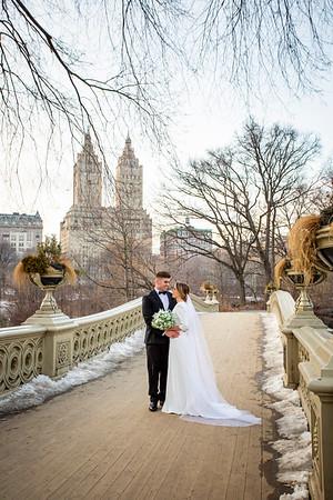 Jacob and Kate NYC