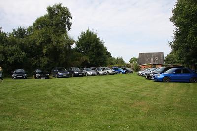 Subaruklub Sommerfest 2012