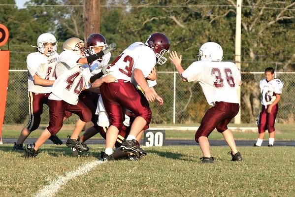 Webster Junior High Football