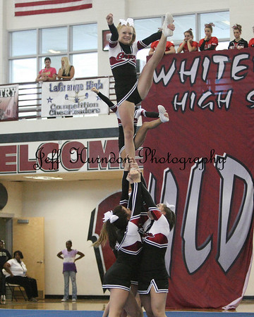 UGHS Varsity Cheer Comp 10-9-10