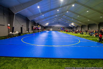 Venue - Michigan USA Wrestling State Tournament - 5/08/21