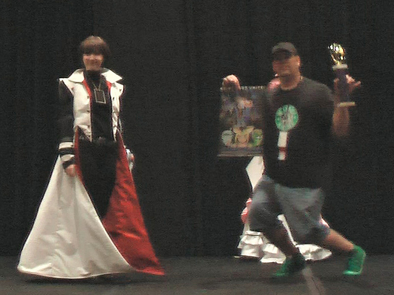 Judges Award to Seto Kaiba from Yu-Gi-Oh!