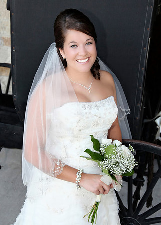 Melissa Echol's Bridal Photos