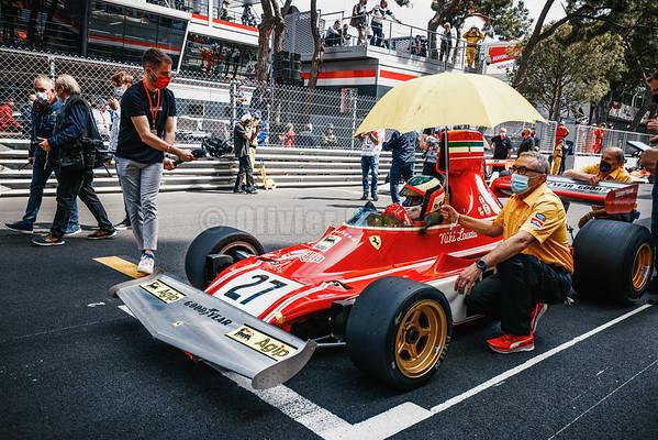 Monaco Grand Prix Historique 2021