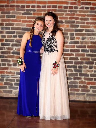 Brooke and Jackson Prom 2018