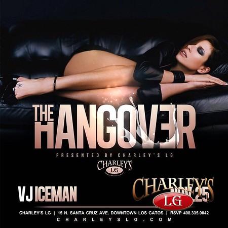 2016-11-25 The Hangover with VJ Iceman