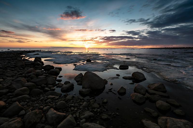 Hailuoto Sunset