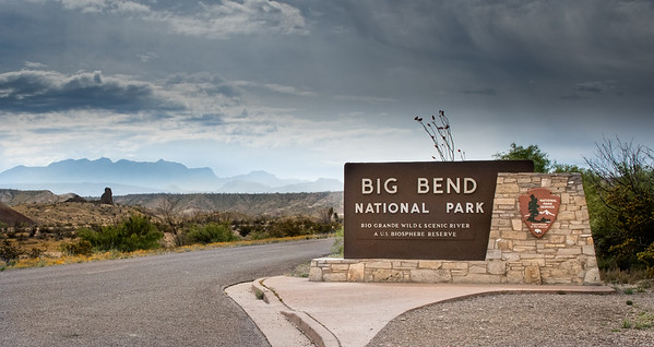 Big Bend National and Texas State Park
