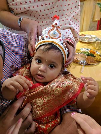 Samira Annaprashan
