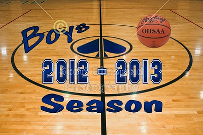 2012 - 2013 Boy's Basketball