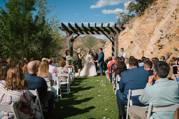 Alina and Shawn Wedding