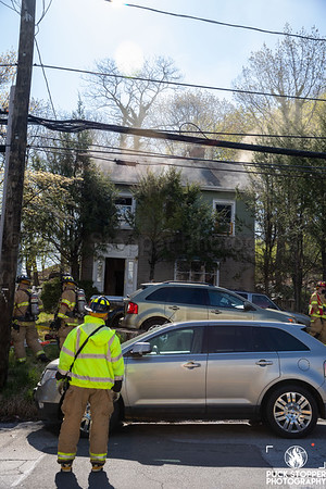 Dwelling Fire - 33 Hillandale Ave, Stamford, CT - 4/19/21