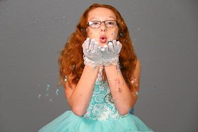 Girls Glitter and Fancy Dress Shoot