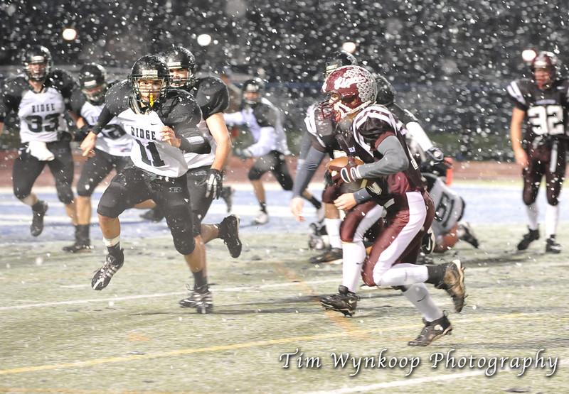 Phillipsburg, NJ, 12/5/2009: North 2, Group 4 section championship game at Kean University in Union, NJ Saturday.|
