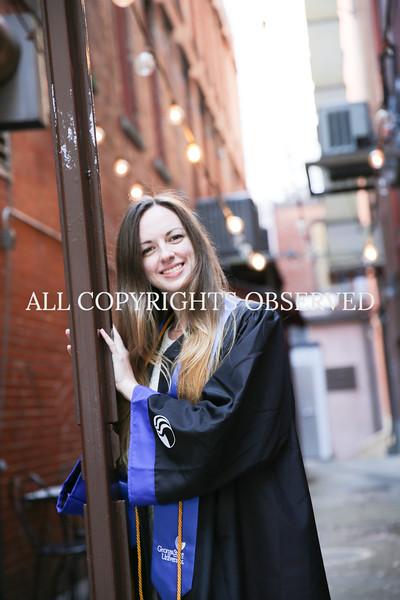 Elyse GSU Grad 2017