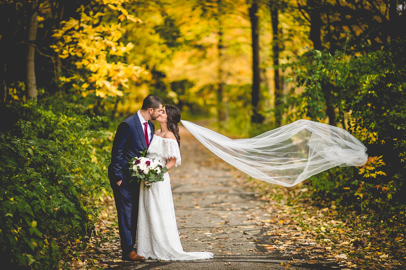 Mr. & Mrs. Erickson l A St. John Vianney Wedding
