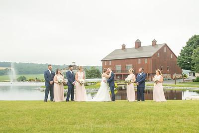 Tara and Brad's Wedding