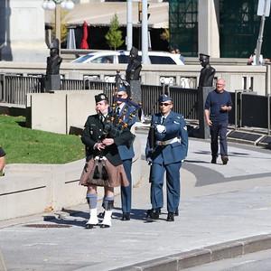 Canadian National War Memorial - 17 September 2019