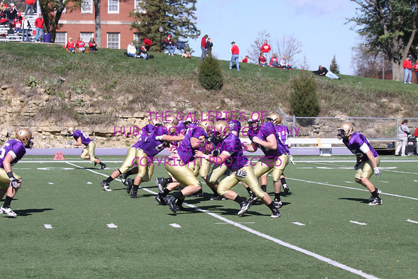 2011 LORAS COLLEGE DUHAK FOOTBALL vs CENTRAL COLLEGE