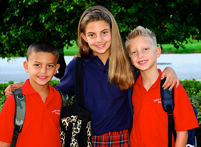2011-08-22 - First day of school