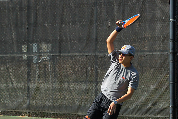 Varsity Tennis v Liberty Christian Academy