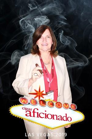"""Cigar Aficionado """"IPCPR 2019"""" Las Vegas"""