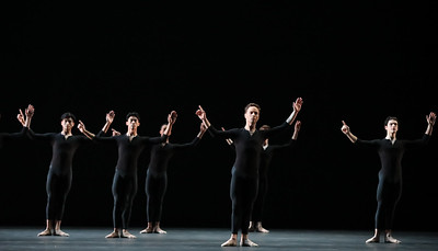Houston Ballet: Premiers - Mixed Rep