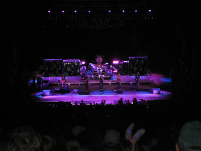 2008 Styx & Boston (Red Rocks) 07/13/08