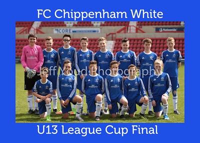 FC CHIPPENHAM  V  HTJ  U13H