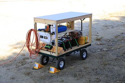 Solar Cart 2018
