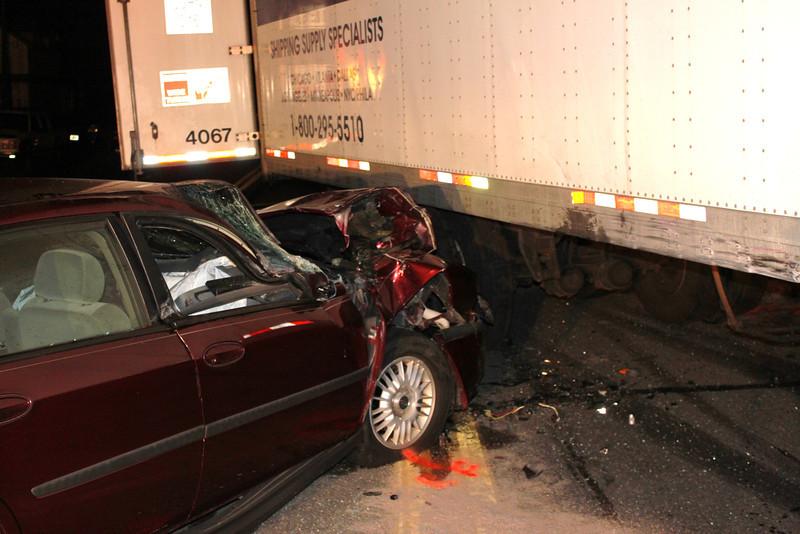 3 Vehicle Fatal Accident, SR309, West Penn, 8-24-2011 (30).JPG