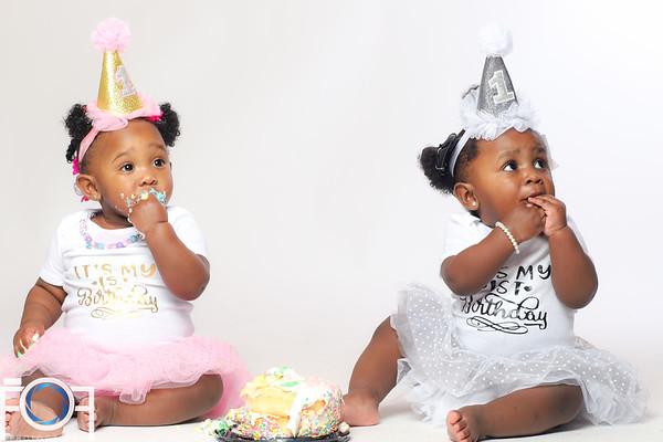 Ava & Lon 1st Birthday