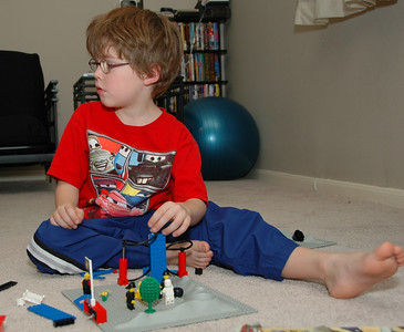 Legos & Erector Set