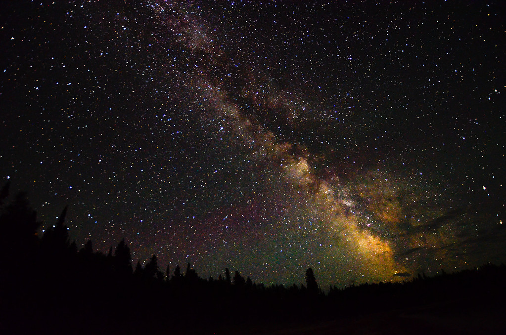 Stargazing in Ontario