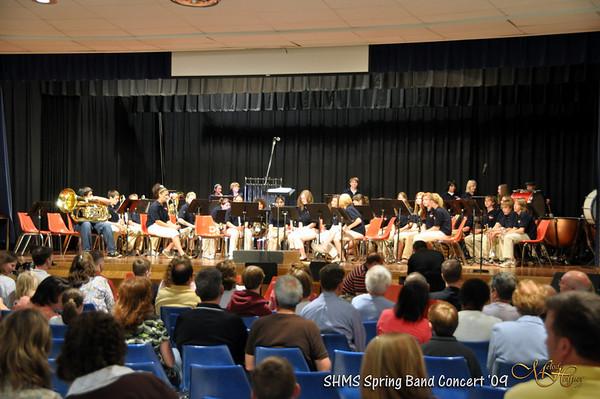 SHMS 2009 Spring Band Concert