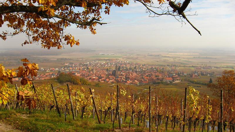 Mittelbergheim, Alsace