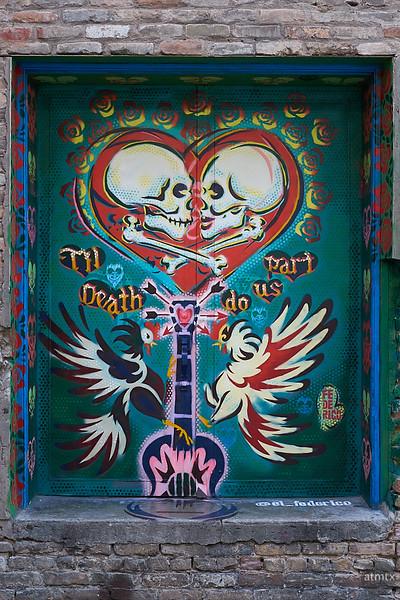 Mexic-Arte Mural - Austin, Texas (Fuji X-T10, unprocessed RAW)