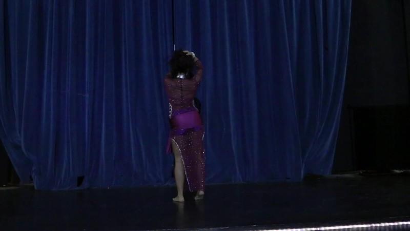 Amethyst Dance Festival 2020 Mayra