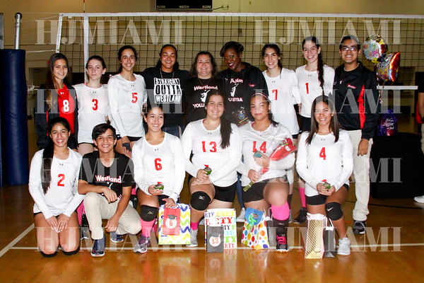 Girls Volleyball 10-11