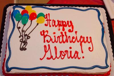 Gloria Birthday Party