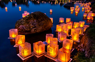 1,000 Lights Lantern Festival, Santee Lakes - Mar 23, 2019