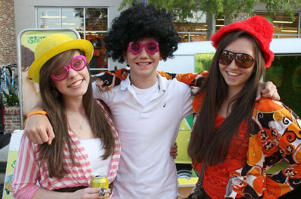 2012 Fall Fest in Mercer Village