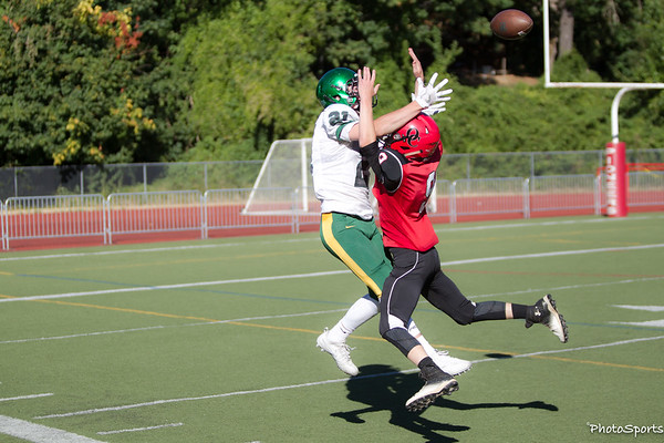 West Linn Freshman vs. Oregon City August 31, 2017
