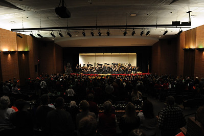 Band & Choir Winter Concert 2013