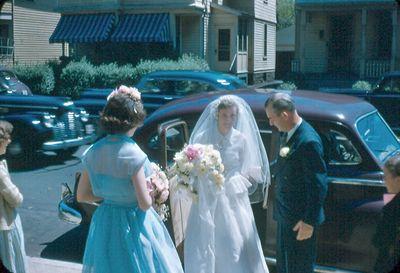 Wedding 1950